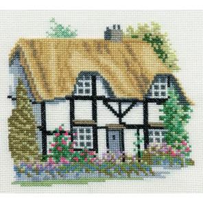 Herefordshire Cottage Набор для вышивания Derwentwater Designs 14DD202