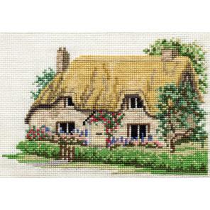 Betty's Cottage Набор для вышивания Derwentwater Designs 14DD201