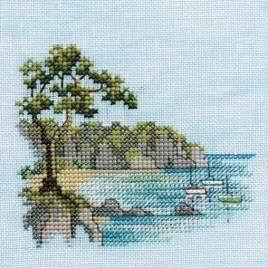 Headland Набор для вышивания Derwentwater Designs
