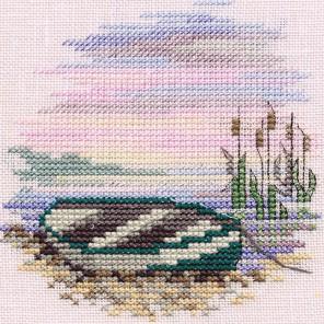 Rowing Boat Набор для вышивания Derwentwater Designs MIN10A
