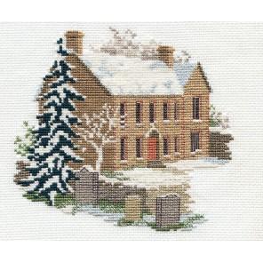 Bronte Parsonage Набор для вышивания Derwentwater Designs 14DD223