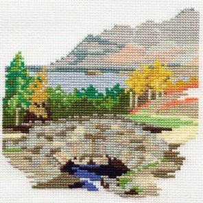 Ashness Bridge Набор для вышивания Derwentwater Designs