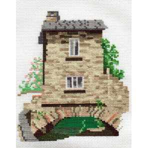 Bridge House Набор для вышивания Derwentwater Designs 14DD102