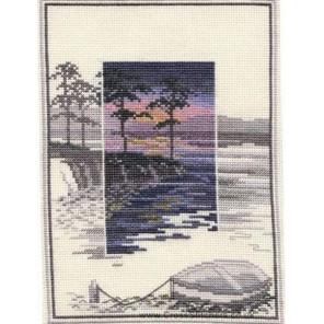 Pinetree Bay Набор для вышивания Derwentwater Designs TWL02