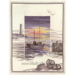 Safe Haven Набор для вышивания Derwentwater Designs TWL04