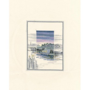 Village Locks Набор для вышивания Derwentwater Designs TWL09