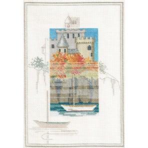 Castle Crag Набор для вышивания Derwentwater Designs MM4