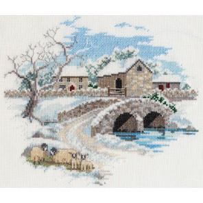 Winterbourne Farm Набор для вышивания Derwentwater Designs CON06