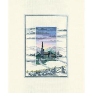 Evensong Набор для вышивания Derwentwater Designs TWL05