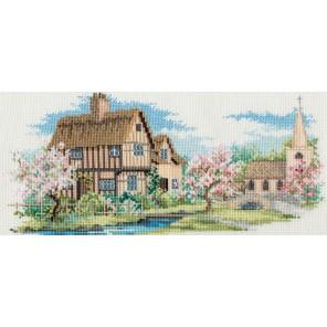 Blossom Lane Набор для вышивания Derwentwater Designs LAN07