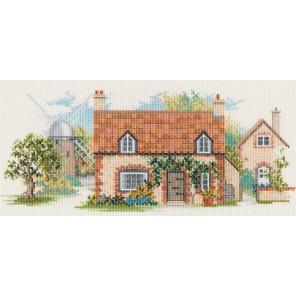 Old Mill Lane Набор для вышивания Derwentwater Designs LAN06