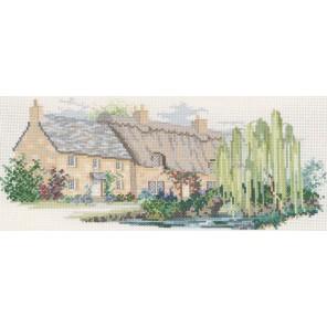 Willowbrook Lane Набор для вышивания Derwentwater Designs LAN03