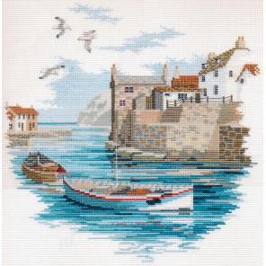 Secluded Port Набор для вышивания Derwentwater Designs SEA06