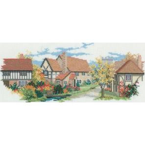 October lane Набор для вышивания Derwentwater Designs LAN04