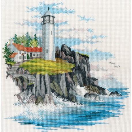 Storm Point Набор для вышивания Derwentwater Designs SEA05