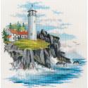 Storm Point Набор для вышивания Derwentwater Designs