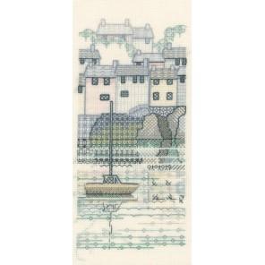 The Harbour: Harbour View Набор для вышивания Derwentwater Designs CB03