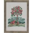 Розовое дерево Набор для вышивания Permin