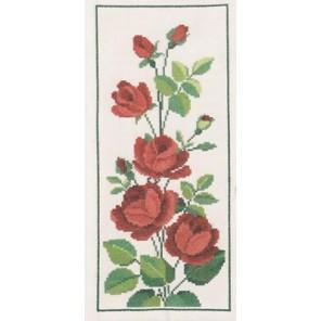 Розы Набор для вышивания Permin 92-9569