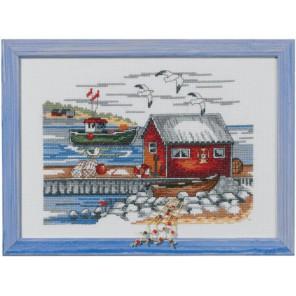 Шведские рифы Набор для вышивания Permin 92-2309