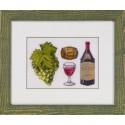 Вино Набор для вышивания Permin 12-1471