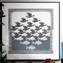Птицы и рыбы Набор для вышивания Permin