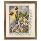 Пчелы в цветах Набор для вышивания Permin 70-4181