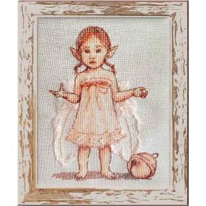 Plume (Перья) Набор для вышивки крестом Nimue 154-A053KA