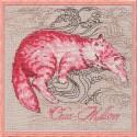 Chat-Mallow (Гламурная кошечка) Набор для вышивки крестом Nimue