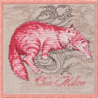 Chat-Mallow (Гламурная кошечка) Набор для вышивки крестом Nimue 116-P006KA