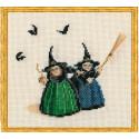 Brig & Doon (Бриг и Дун) Набор для вышивки крестом Nimue