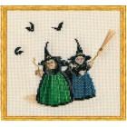 Brig & Doon (Бриг и Дун) Набор для вышивки крестом Nimue 25-A0018K
