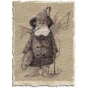 Le Pecheur (Рыбак) Набор для вышивки крестом Nimue