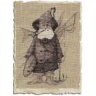 Le Pecheur (Рыбак) Набор для вышивки крестом Nimue 54-A031K