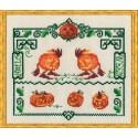 Halloween (Хэллоуин) Набор для вышивки крестом Nimue