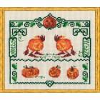 Halloween (Хэллоуин) Набор для вышивки крестом Nimue 26-AM01K