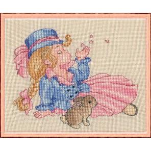 Roz (Роз) Набор для вышивки крестом Nimue 61-Z006K