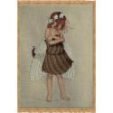 Chataigne (Каштанка) Набор для вышивки крестом Nimue