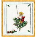 Le Roi des Lutins (Король эльфов) Набор для вышивки крестом Nimue