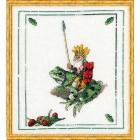 Le Roi des Lutins (Король эльфов) Набор для вышивки крестом Nimue 2-A002K