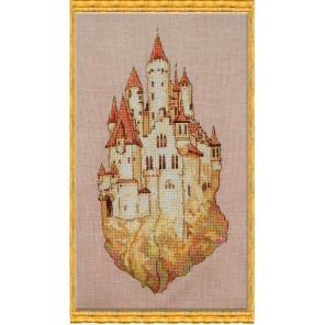 Chateau Suspendu (Воздушный замок) Набор для вышивки крестом Nimue 122-B003K