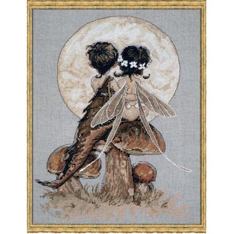 Clair de Lune (Лунный свет) Набор для вышивки крестом Nimue 56-M005K