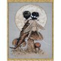 Clair de Lune (Лунный свет) Набор для вышивки крестом Nimue