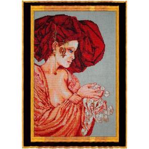 Archives (Хранилище древностей) Набор для вышивки крестом Nimue 45-B001MK