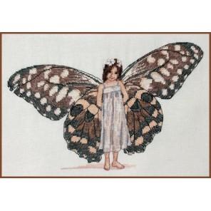 Душа бабочки Набор для вышивания Neocraft ВЛ-05