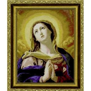 Святая Дева во славе Набор для вышивания Kustom Krafts DAS-001