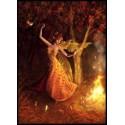Танец огня Набор для вышивания Kustom Krafts