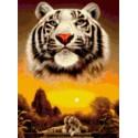 Призрак тигра Набор для вышивания Kustom Krafts