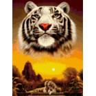 Призрак тигра Набор для вышивания Kustom Krafts 88027