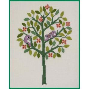 Лето (Времена года) Набор для вышивания Eva Rosenstand 12-260
